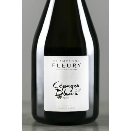 Fleury - Cépages Blancs 2009 - Extra-Brut