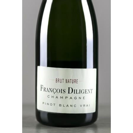 F. Diligent - Pinot Blanc Vrai - Brut Nature
