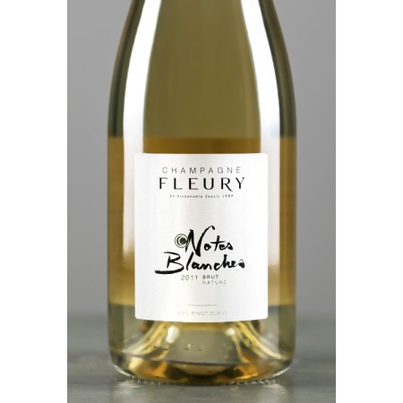 Fleury - Notes Blanches - Brut Nature