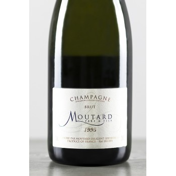 Moutard - Millesime 1995 - Brut