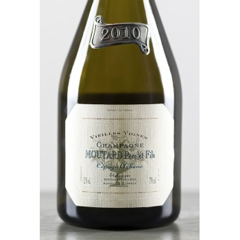 Moutard - Vieilles Vignes Arbane 2013- Brut