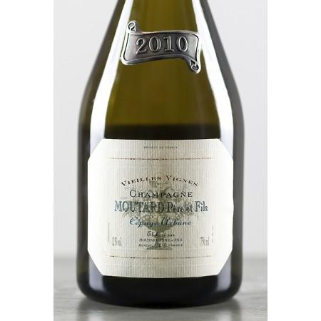 Moutard - Vieilles Vignes Arbane 2010- Brut