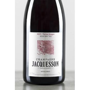 Jacquesson - DIZY Terres rouges Rosé 2009 - Extra-Brut