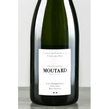 Moutard - Brut Nature - Les Perrieres