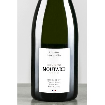 Moutard - Brut Nature - Richardot
