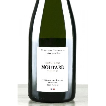 Moutard - Brut Nature - Terroir des Riceys