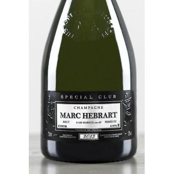 Marc Hébrart Spécial Club 2013